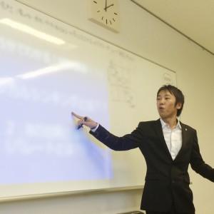 社長によるビジネス講義